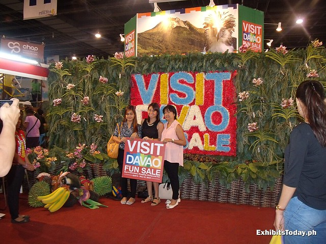 Visit Davao Exhibit Booth