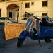 Small photo of Vespa 50 aniversario Italia