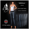 Angel Dessous-Brina-jeans 5 blue
