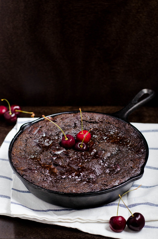 cast iron christmas desserts