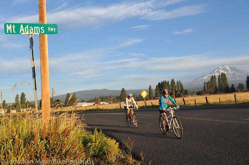 Cycle Oregon 2014 - Day 2-3