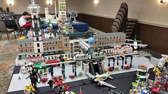Lego Airport Front