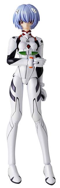 海洋堂 輪轉可動 新世紀福音戰士 新劇場版[破] 綾波零 Ver.2.0 【復刻販售】