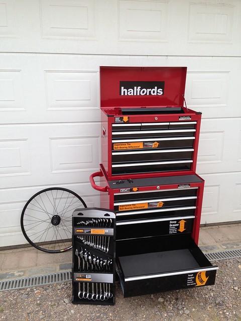 halfords tool box bundle 1