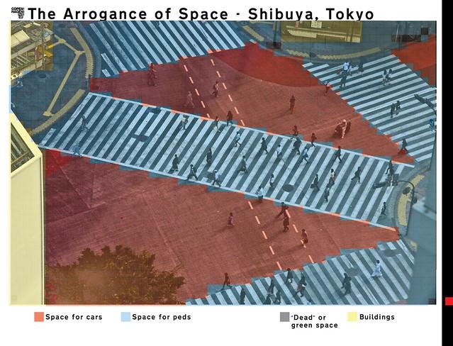 The Arrogance of Space Shibuya Tokyo 002