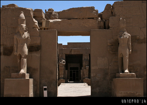 Ramesses III Temple