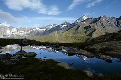 Dal bivacco Regondi alla Fenetre Durand (Valle D'Aosta - Svizzera)