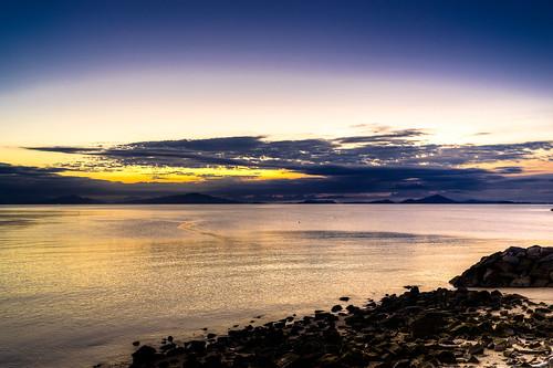 beach sunrise sony a7 tessar 2470 varrio