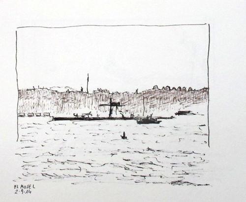 El Musel. Gijón