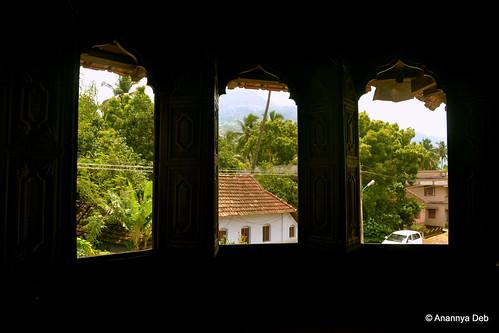 Padmanabhapuram. August 2014