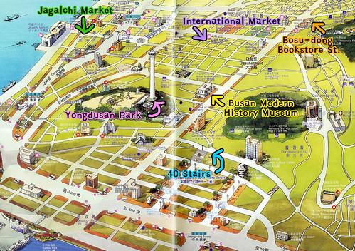 nampodong map