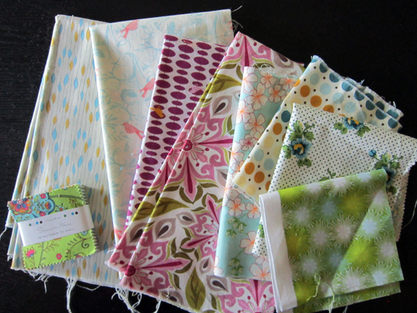 Fabric Destash!