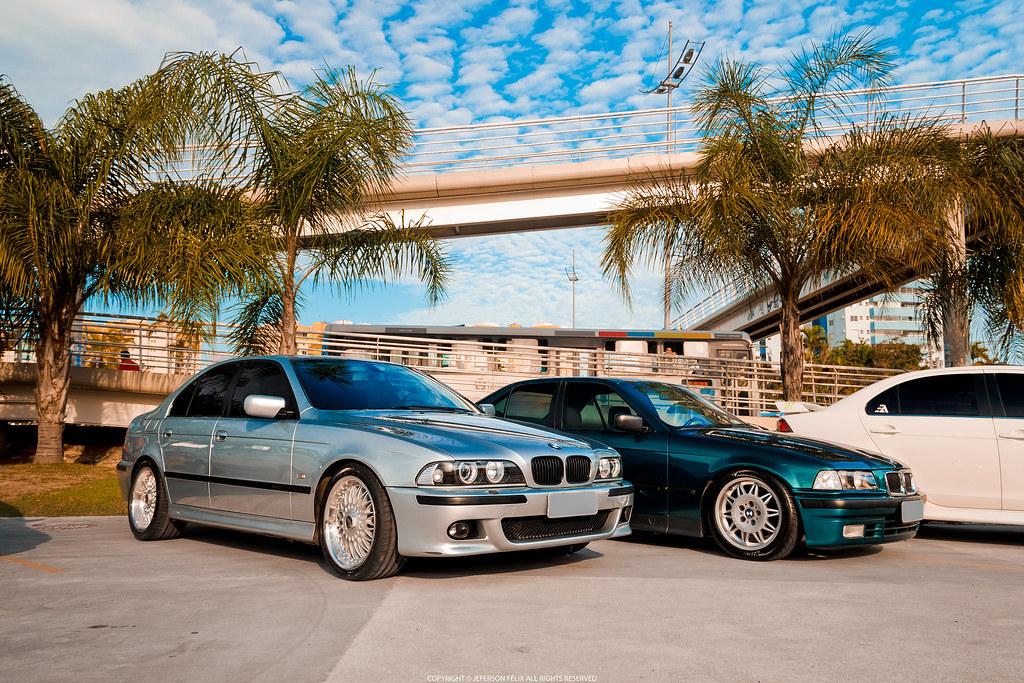 BMW 540i & 325i