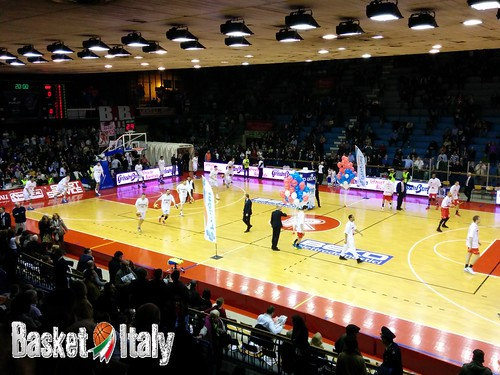 Reggio Emilia, il restyling del PalaBigi è sempre più vicino