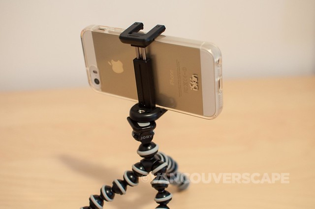 Joby GripTight Mount for Smart Phones-3