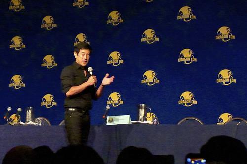 Grant Imahara at DragonCon 2014