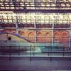 St Pancras train station, 8/31/14
