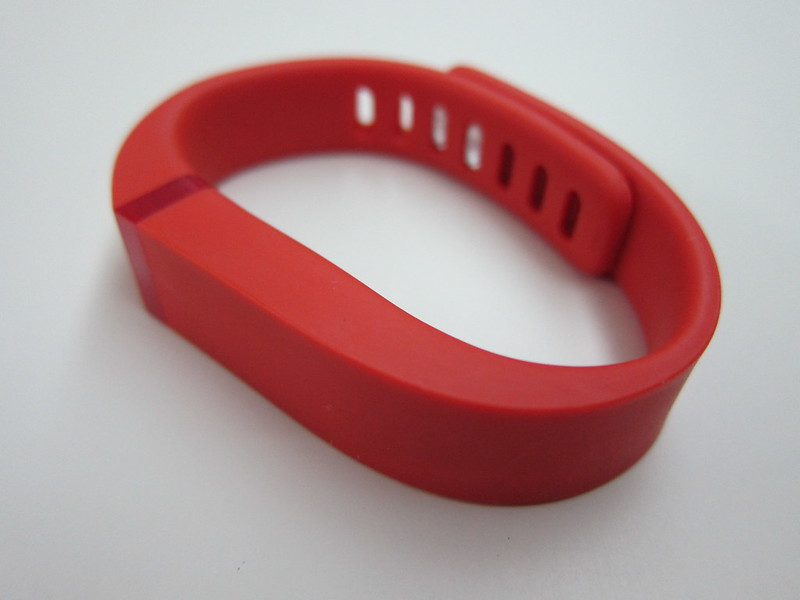 Fitbit Flex Accessory Wristbands - Tangerine