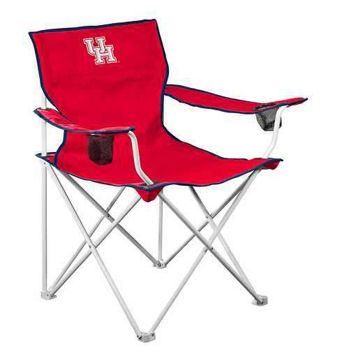 Houston Cougars Deluxe TailGate/Camping Chair