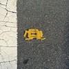 Stikman in Porter Square #streetart #stikman #notstickman #portersquare #cambridge
