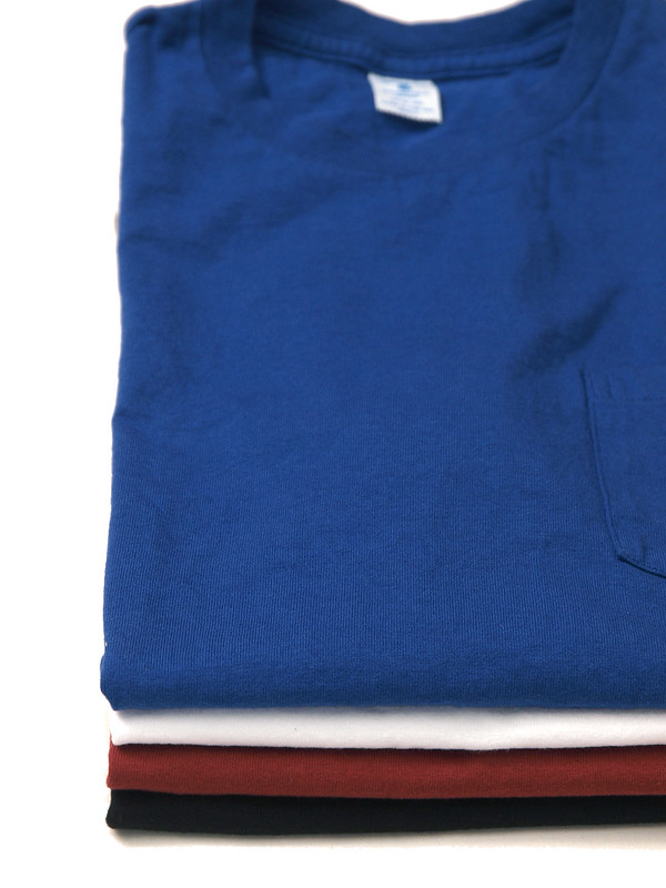 Velva Sheen / Crewneck Pocket Tee Limited Edition