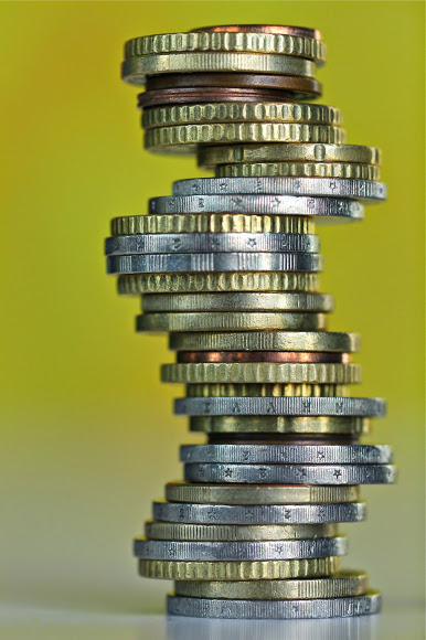 Fotografia em palavras: Dinheiro