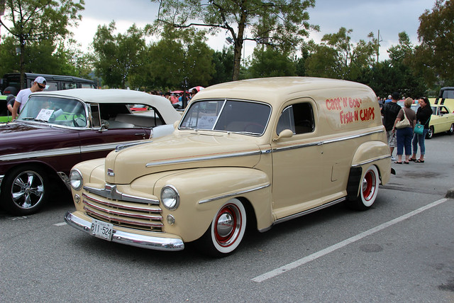 1947 Ford Sedan Delivery