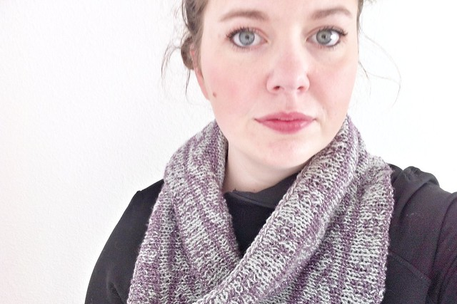 Double Knit Cowl
