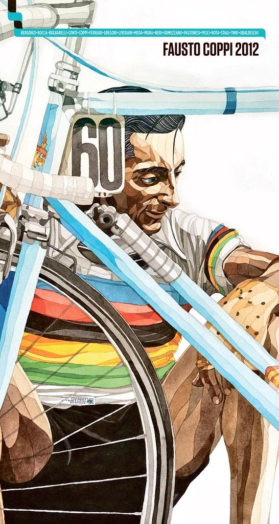 il calendario Fausto Coppi 2012