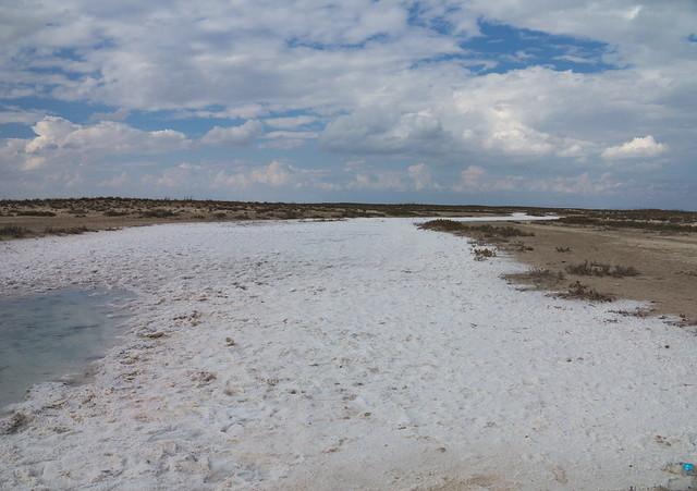 Tuz Gölü: Salz