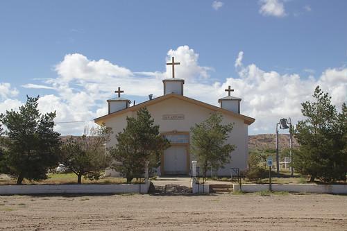 San Antonio Catholic Church, Bosque, NM