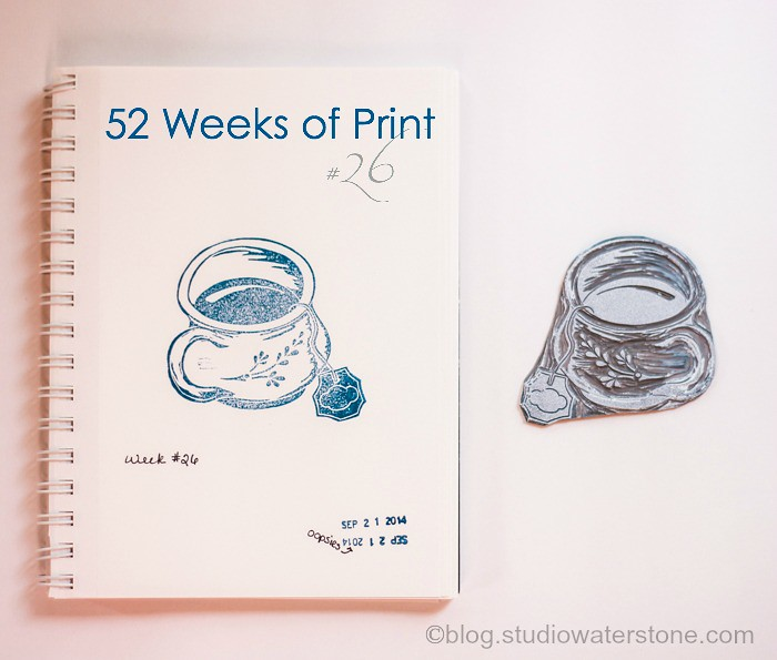 52 Weeks of Print: #26