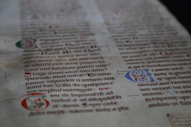 Fragment 1100-tallet - 12th Century
