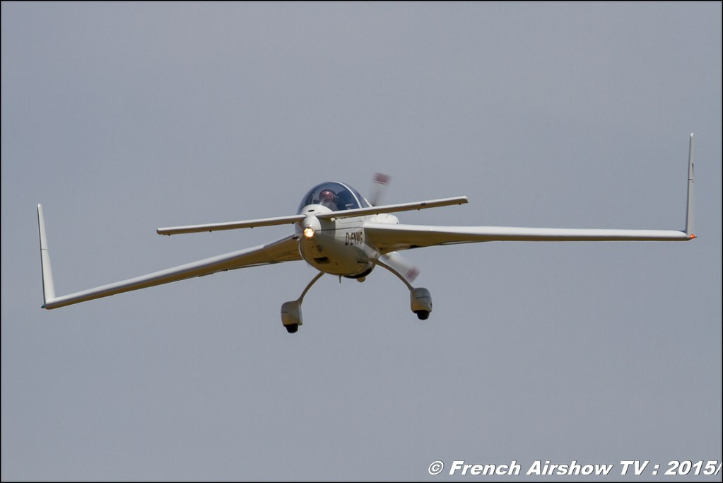 Gyroflug SC-01B-160 Speed Canard,D-ENWG,Fly'in Saint-Yan,Fly in LFBK , Meeting Aerien 2015
