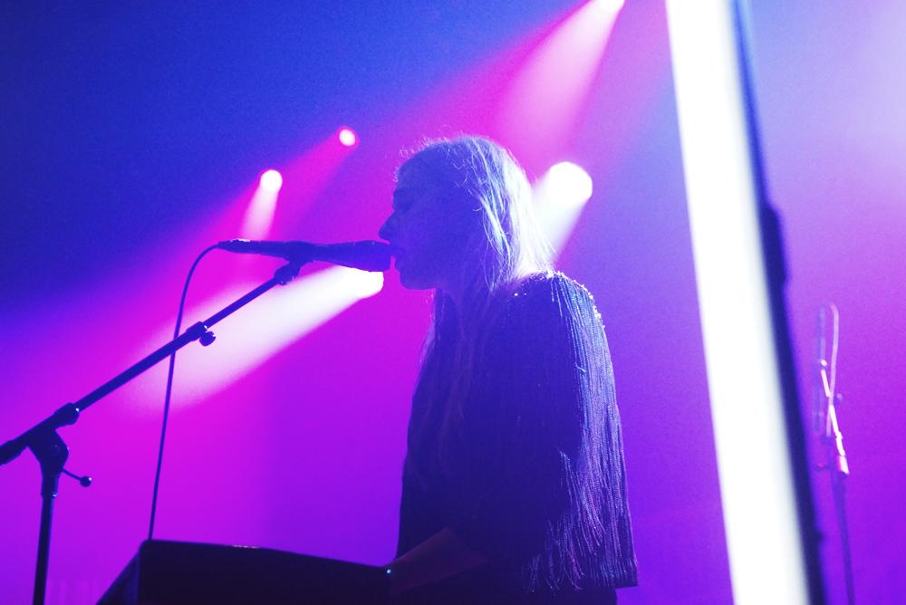 VÉRITÉ @ Webster Hall, NYC (10/12/16)