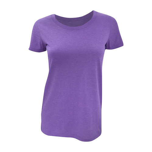 T-Shirt-Fruit Of The Loom Ladies Lady-Fit Valueweight V-Neck Short Sleeve2