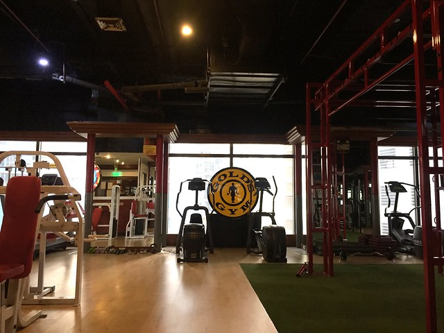 Gold's Gym Express at Holiday Inn Ortigas