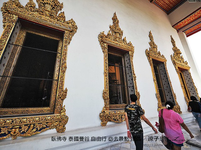 臥佛寺 泰國曼谷 自由行 必去景點 推薦 31