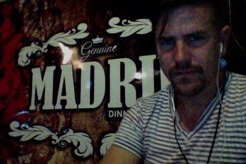 Hj tem muita música boa no Open Bar no Madrid galera!!  #djczar #Friday #madrid #night #housemusic #openbar