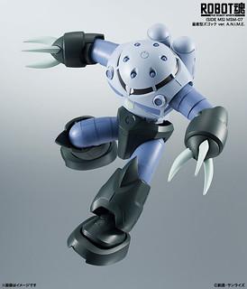 ROBOT魂 《機動戰士鋼彈》量産型茲寇克 ver. A.N.I.M.E.【新增官圖&販售資訊】