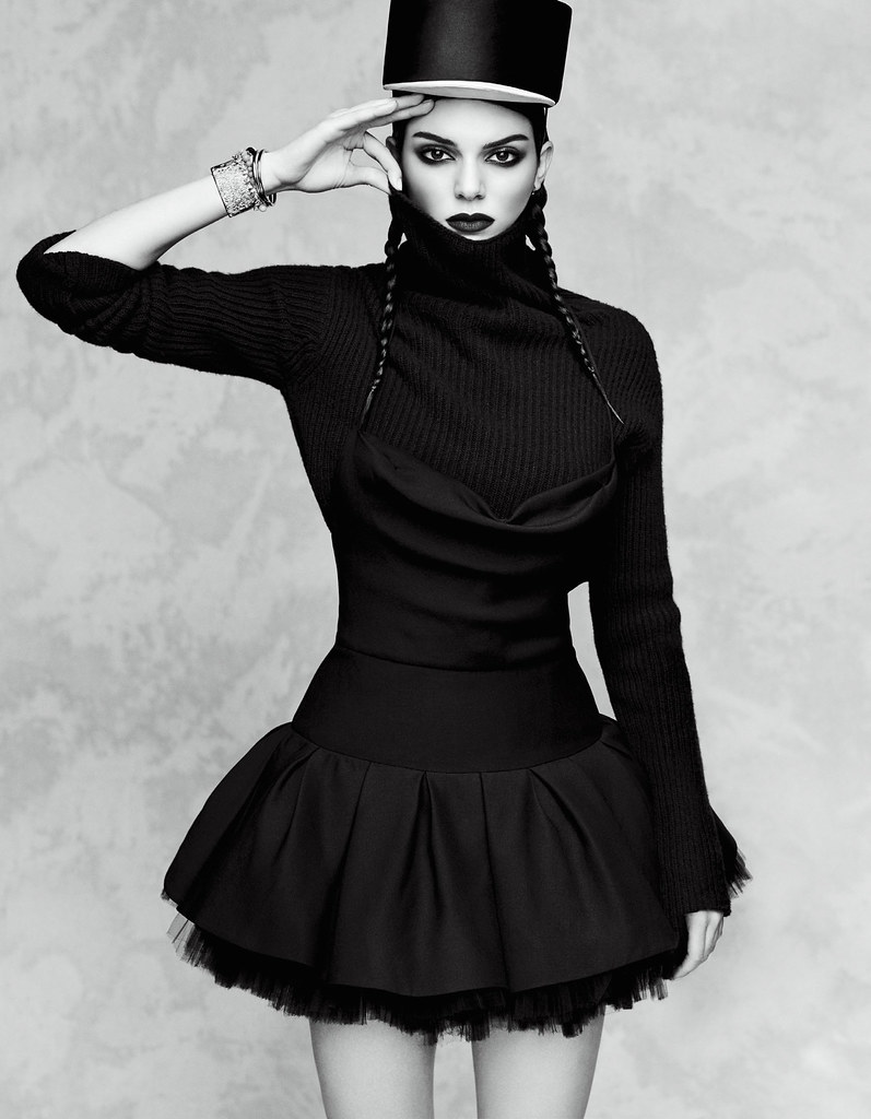 Кендалл Дженнер — Фотосессия для «Vogue» JP 2016 – 14