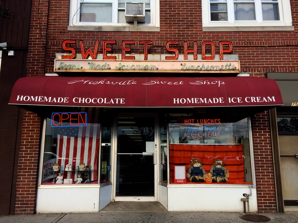 Hicksville Sweet Shop Long Island - Retro Roadmap