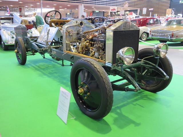 20151107 Rhône Lyon - Epoqu'Auto - Rolls Royce Silver Ghost carrossée en automitrailleuse -(1920)-