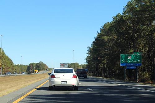 Florida I10eb Exit 96