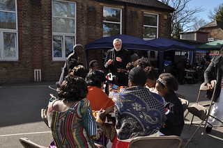 140322 - Inaugural Mass to mark the beginning of the Jubilee Year of Beckenham Hill and Bellingham