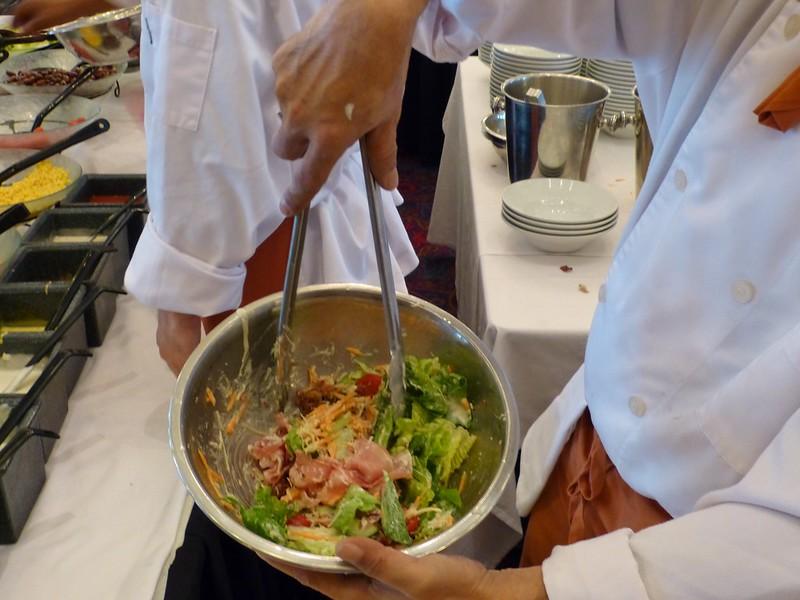 salaatintekoa