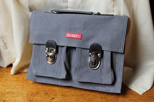My new Bakker made with love bag = fail :(