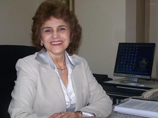 Procuradora da República no Estado do Ceará, Nilce Cunha Rodrigues (Foto: Divulgação/CNJ)