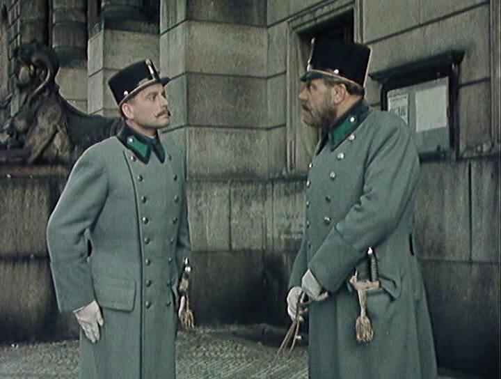 Dobrý voják Svejk (Karel Steklý, 1957) 11