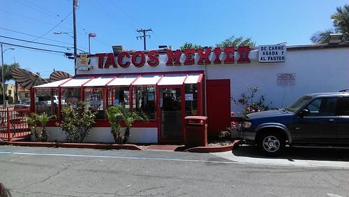 Tacos Mexico - Exterior